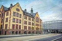 Str Der Nationen Frankfurt Deutsche Bank Goethe Hotel