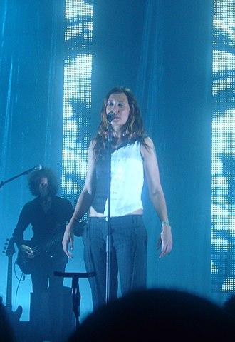 Zazie - Zazie in 2007