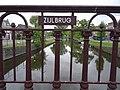 Zijlbrug - Haarlem - Metal railing with name plate.jpg