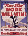 """Non-Stop"" Work will Win - NARA - 534423.jpg"