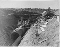 """Salt River - Power Canal - Partially completed concrete siphon 12-E. (Contract)"" - NARA - 294560.tif"
