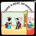 """""""Take a seat Mr Huggy."""" (7447483970).jpg"""