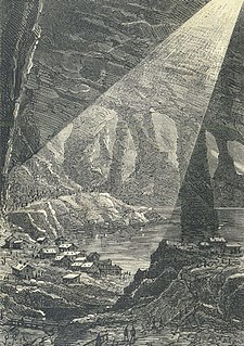 Subterranean fiction