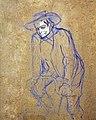 (Albi) Bruant à Bicyclette - Toulouse-Lautrec - 1892 - MTL.142.jpg