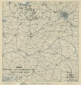 (August 23, 1944), HQ Twelfth Army Group situation map. LOC 2004629117.tif