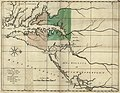 (Maps of the Maryland-Pennsylvania boundary used as trial exhibits in the 1735 court suit brought by the Penns against Lord Baltimore to determine the official interprovincial boundary line). LOC 2006625071.jpg