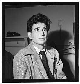 Shelly Manne in 1946