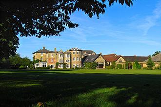 Summer Fields School - The school from its playing fields