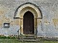 Église-Neuve-d'Issac église portail.jpg