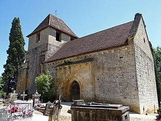 Castels et Bézenac Commune in Nouvelle-Aquitaine, France