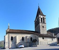Église St Pierre Bénonces 4.jpg