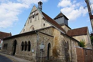 Baye, Marne - Churche