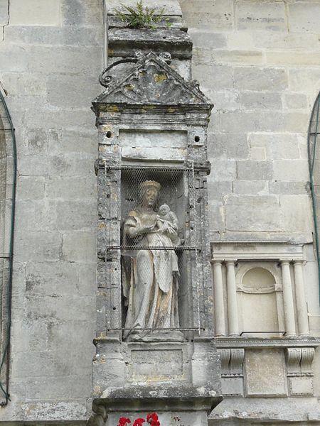 Église de Bazincourt-sur-Saulx