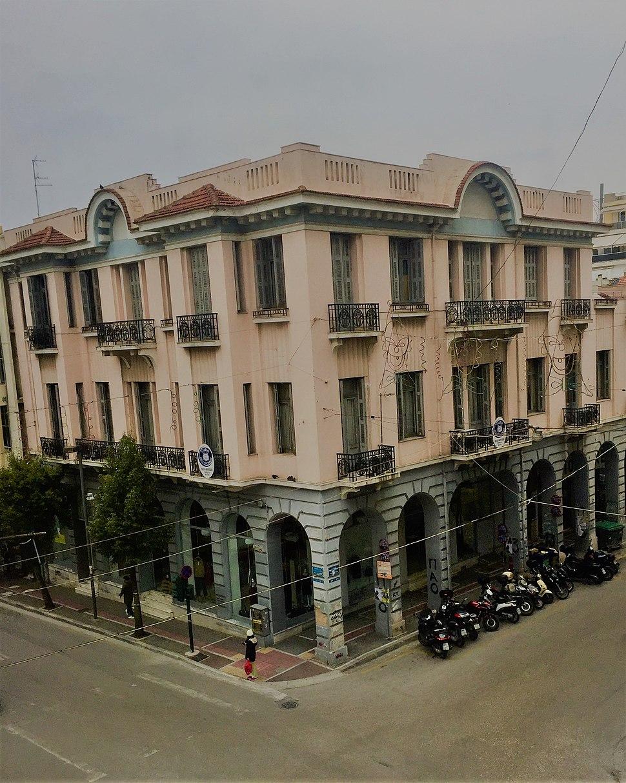 Οικία Κωνσταντίνου Πραπόπουλου