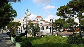 Melissia - Melissia Main Square