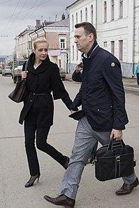 Wikizero Alexei Navalny