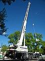 Большой кран на выставке в Хабаровске ф1.JPG