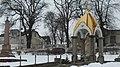 Братська могила воїнів Радянської армії, село Струсів, біля головної дороги.jpg