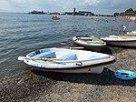 Владивосток, летом в Спортивной Гавани.JPG