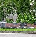 Група (4) братських могил борців за встановлення радянської влади, Радомишль.jpg