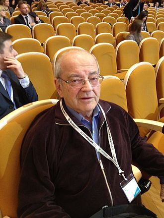 Beeline (brand) - Dmitry Zimin, the founder and honorary president