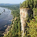 Камень Ветлан на реке Вишере, Пермский край.jpg