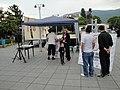 МК избори 2011 01.06. Охрид - караван Запад (5787470389).jpg