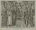 Мадонна на троне. Алтар св. Варнавы. 1791.jpg