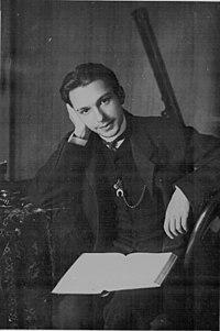 М. Барабашов під час перебування на лікуванні в Італії (м. Сан-Ремо). (1914 р.).jpg