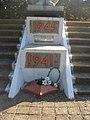 Пам'ятник воїнам-землякам, Чаплине 04.JPG
