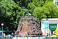 Пам'ятник робітникам заводу «Арсенал», Київ Арсенальна пл.JPG