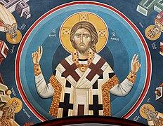 Пантократор (Св. Богородица,Битола).jpg