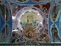 Роспись купола Троицкого собора, Александро-Свирский монастырь.jpg