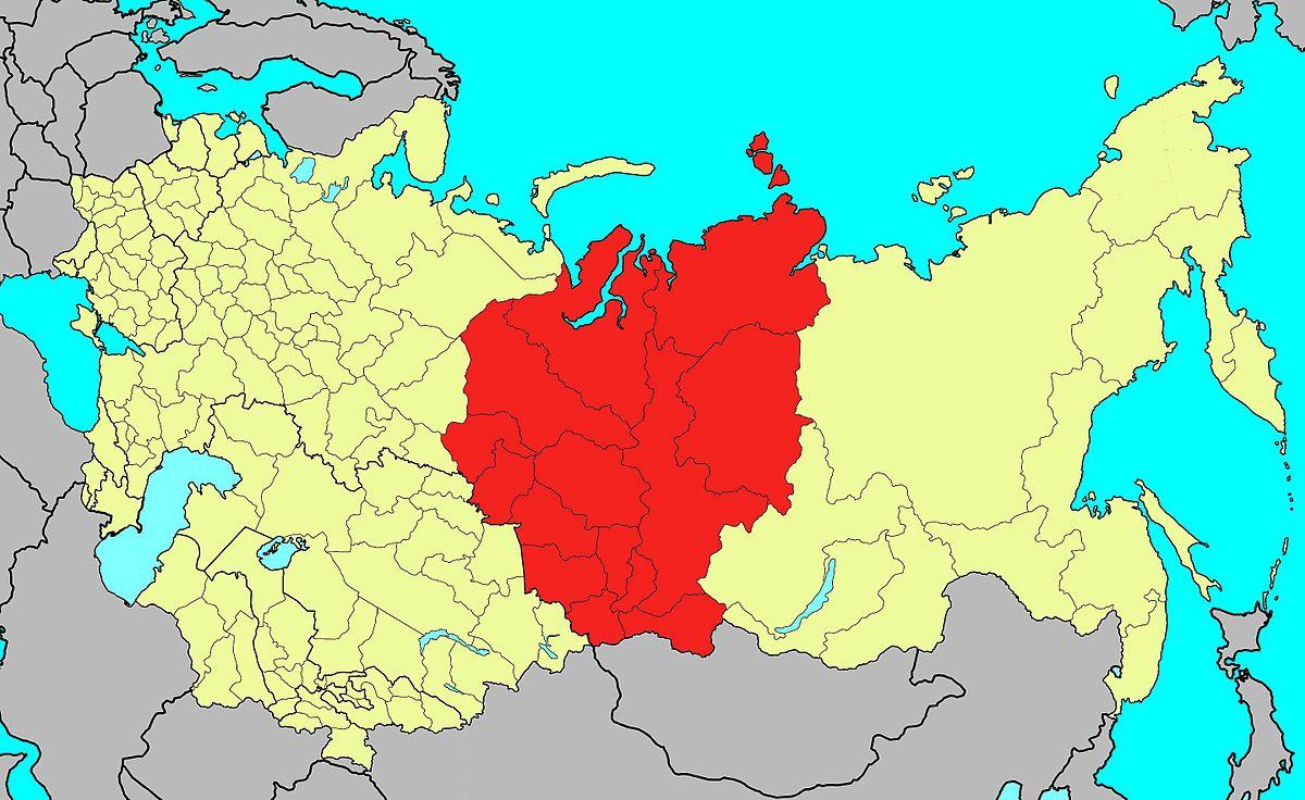 Сибирский федеральный округ член