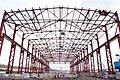 Строительство нового цеха металлоконструкций. Грамотеинские ЦЭММ..jpg