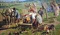Сычков Возвращение с сенокоса 1911.jpg