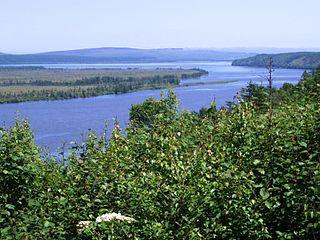Vaninsky District District in Khabarovsk Krai, Russia