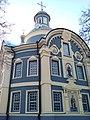 Церковь Николая Чудотворца в Троекурове, Рябиновая ул., дом 24 А, Западный округ, Москва.jpg
