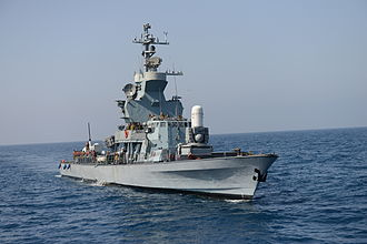 Sa'ar 4.5-class missile boat - Image: סער 4.5