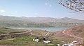 چشم انذاز دریاچه سد طالقان از روستای آردکان.jpg