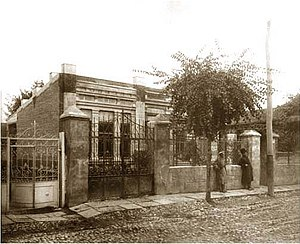 Ilia Chavchavadze - Chavchavadze's house in Tbilisi.