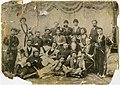 კიევის უნივერსიტეტის ქართველი სტუდენტები. 1901.jpg