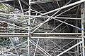 はんだ山車まつり (桟敷席の下の骨組み) - panoramio.jpg