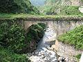 修建于上世纪60年代的阴河桥 - panoramio.jpg