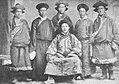 十四世达赖喇嘛和他的内阁成员.jpg