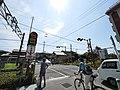 寒川駅西の踏切 - panoramio.jpg
