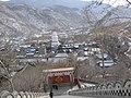 山西省五台县台怀镇菩萨顶俯视 - panoramio.jpg