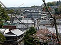 本禅院より View of Shimoichi from Honzen-in 2010.4.04 - panoramio.jpg