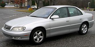 Cadillac Catera - 2000–2001 Cadillac Catera