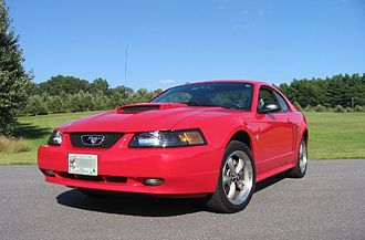 New Edge - New Edge Mustang 1999-2004 Ford Mustang